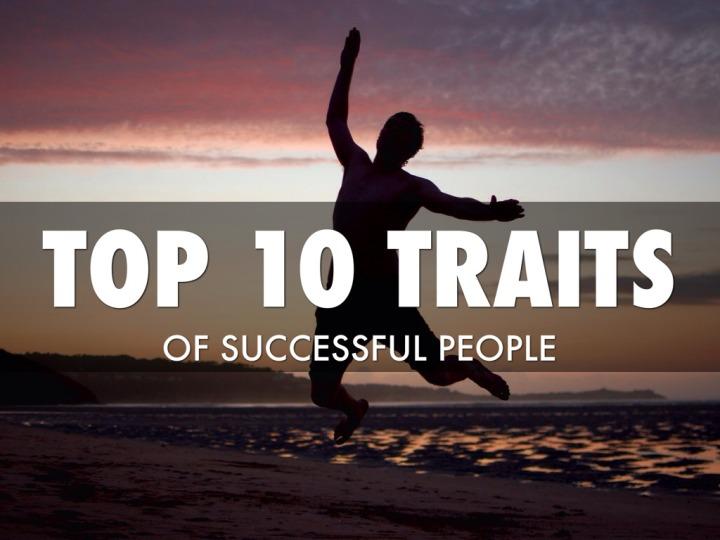 10 traits