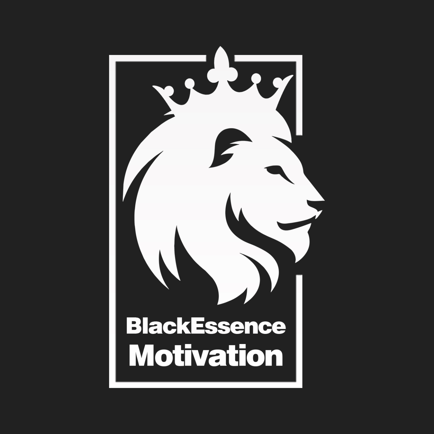 BlackEssence Motivation white logo.jpg